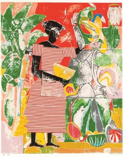 ROMARE BEARDEN (1912-1988)