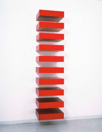 Donald Judd (1929-1994)