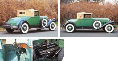 1930 PIERCE-ARROW MODEL B CONV