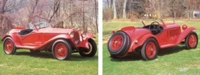 1933 ALFA ROMEO TIPO 6C-1750 S