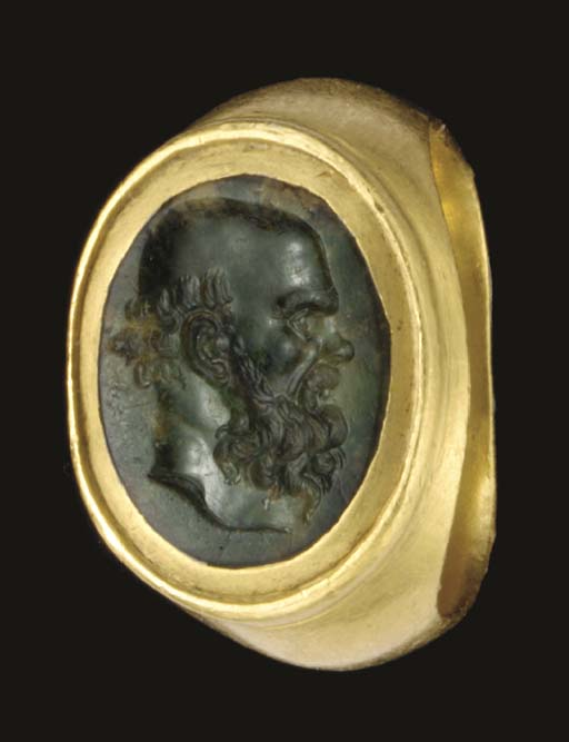 A GREEK PLASMA (GREEN CHALCEDO