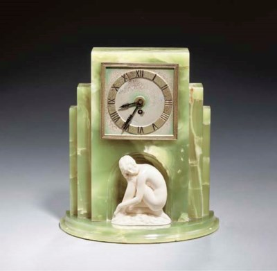 'DREAMING', A BRONZE, IVORY AN