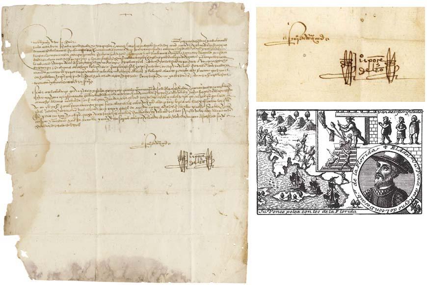 PONCE DE LEÓN, Juan (1474-1521