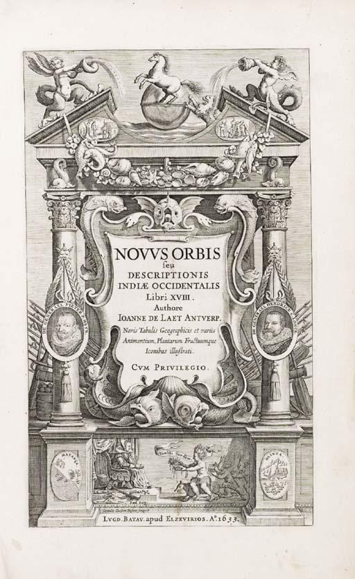 LAET, Johannes de (1593-1649).