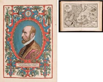 ORTELIUS, Abraham. Theatro de