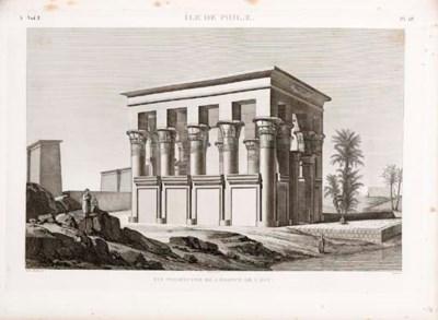 [EGYPT]. -- Description de l'É