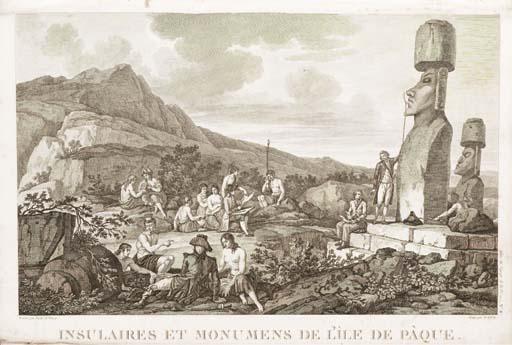 LA PEROUSE, Jean François Gala