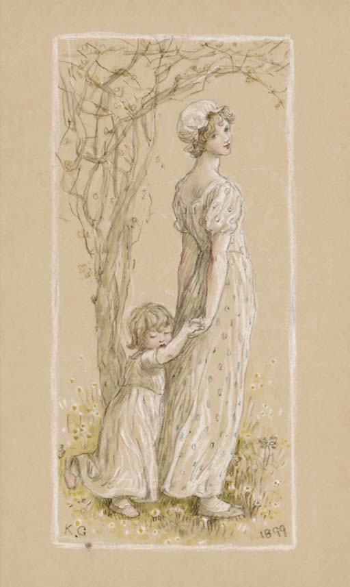 GREENAWAY, Kate (1846-1901). O