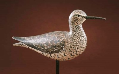 AN EXTREMELY RARE WILLET