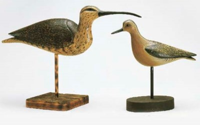 A CONTEMPORARY KNOT AND CURLEW