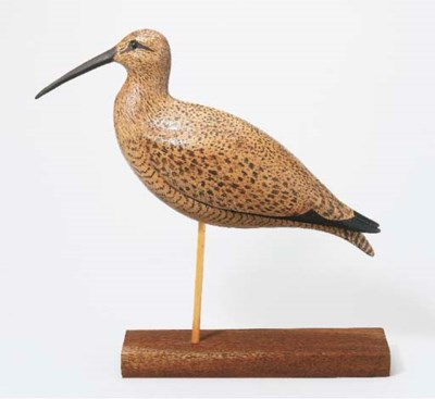 A CONTEMPORARY CURLEW