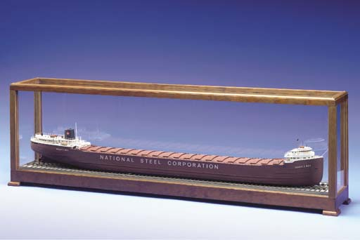 A Model Of The Great Lakes Ore