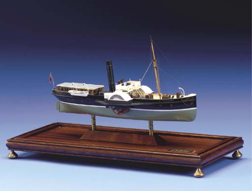 A Fine Scale Model Of The Tugb