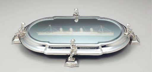 A Silver Plated Hors D'Oeuvres
