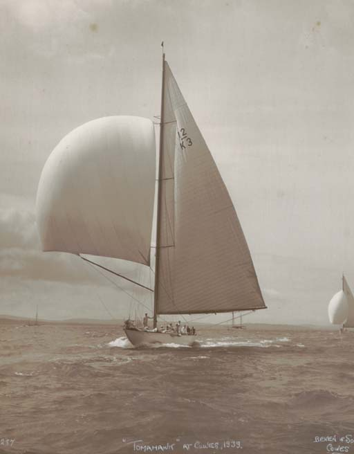 Beken and Sons of Cowes (Briis