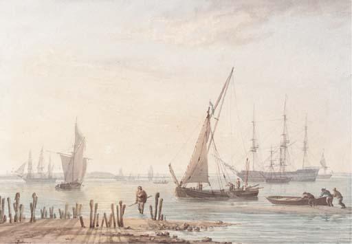 William Joy (British, 1803-186