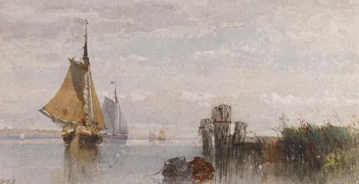 William Roxby Beverley (Britis