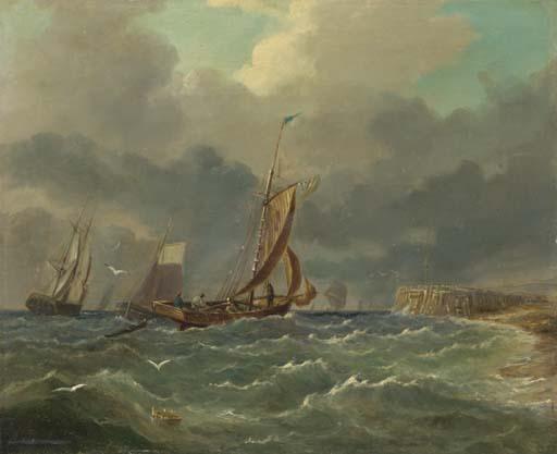 John Mundell (British, 1818-18
