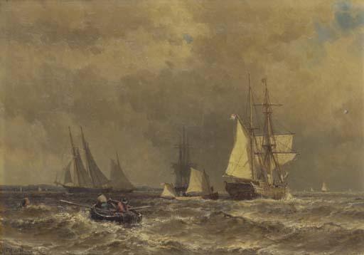 Mauritz Frederick Hendrick de