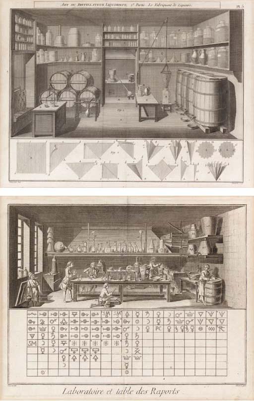 BERNARD (ACTIVE 18TH CENTURY),