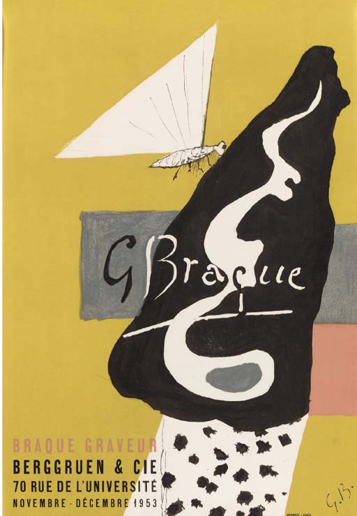 AFTER GEORGES BRAQUE (1882-196
