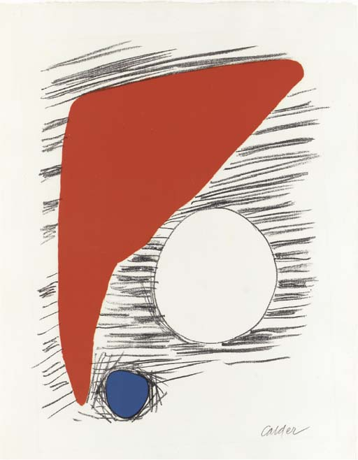 ATTRIBUTED TO ALEXANDER CALDER