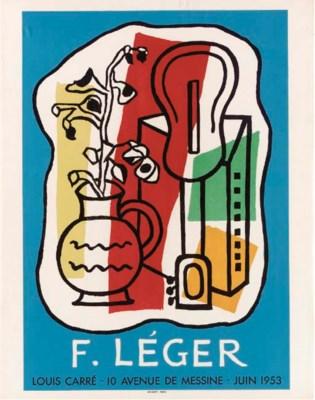 AFTER FERNAND LEGER (1881-1955