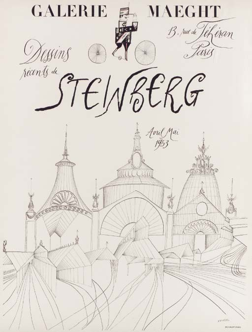 AFTER SAUL STEINBERG (1914-199