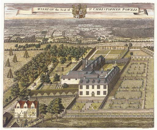 JOHN HARRIS (1686-1740), AND J
