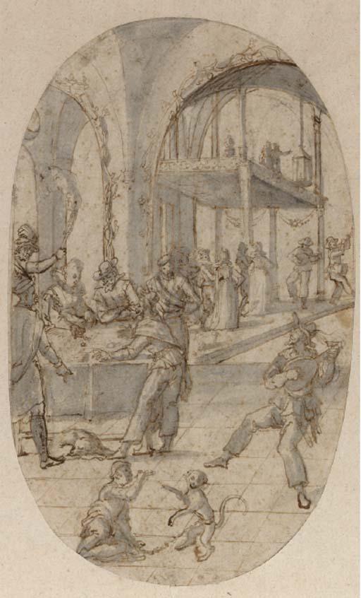 Sebastien Vrancx (1573-1647)