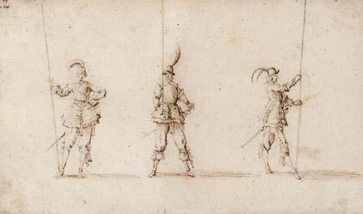 Stefano Della Bella (1610-1664