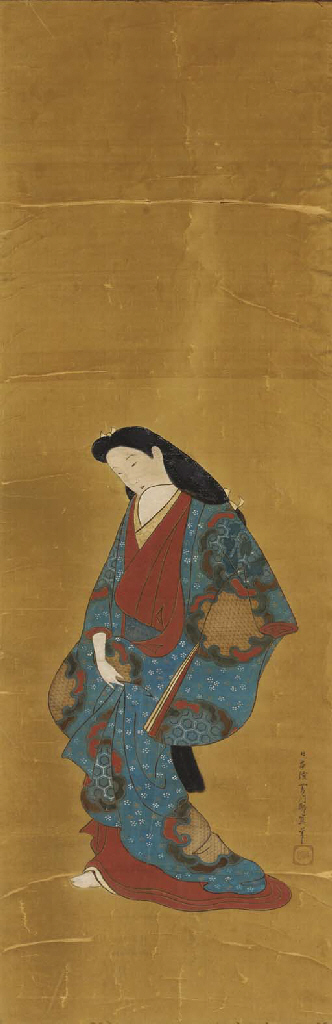 School of Hishikawa Moronobu (