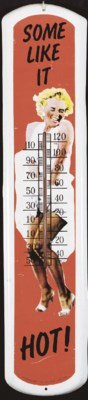 MARILYN MONROE THERMOMETER