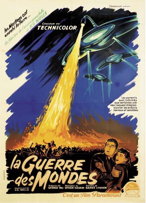 WAR OF THE WORLDS/LA GUERRE DE