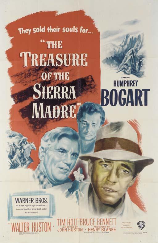 THE TREASURE OF SIERRA MADRE