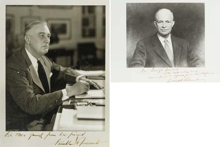 FRANKLIN D. ROOSEVELT AND DWIG