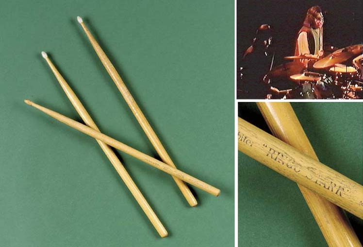 RINGO STARR DRUMSTICK USED AT