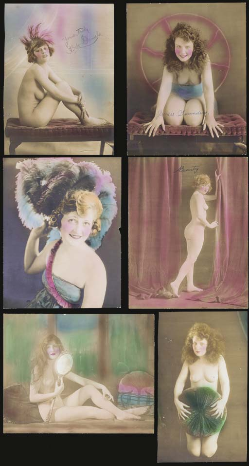 BEBE DANIELS AND OTHERS NUDE P