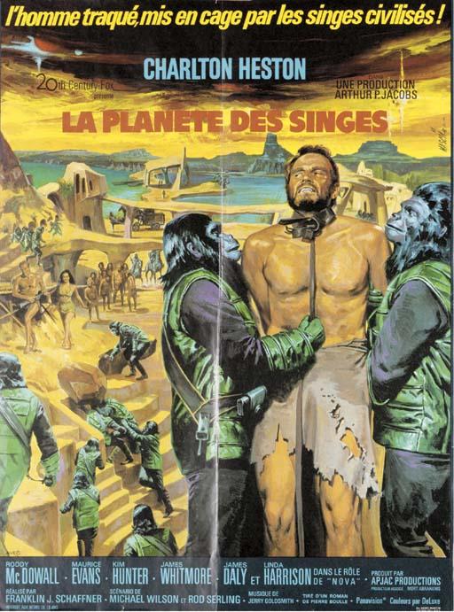 PLANET OF THE APES/LA PLANETTE