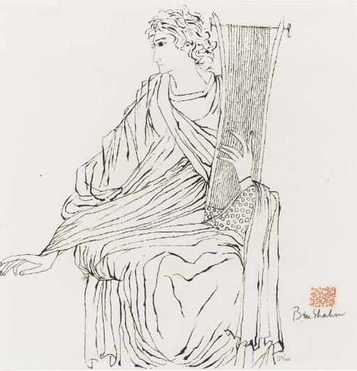 BEN SHAHN (1898-1969)