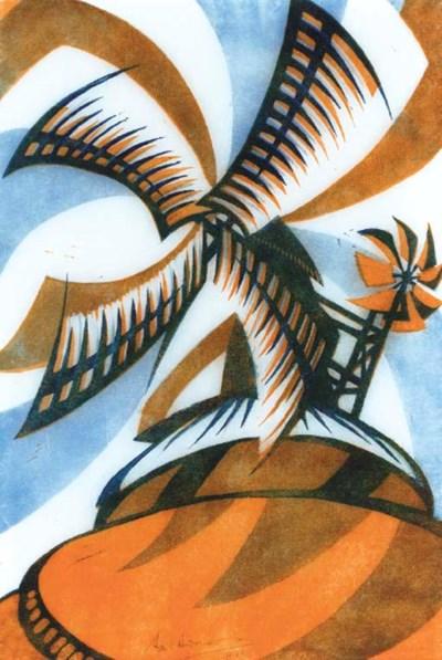 SYBIL ANDREWS (1898-1992)