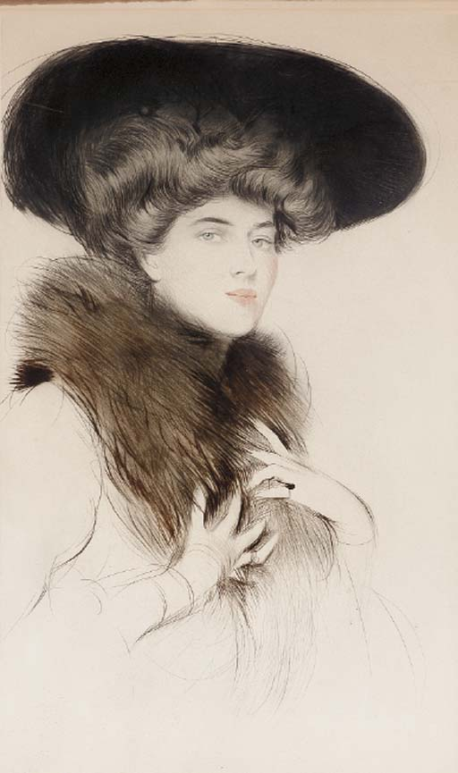 PAUL HELLEU (1859-1927)