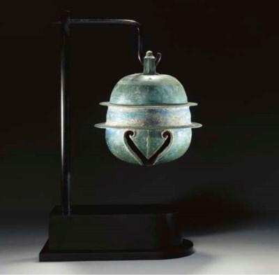 An Unusual Bronze Bell