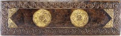 A Copper Repoussé Manuscript C