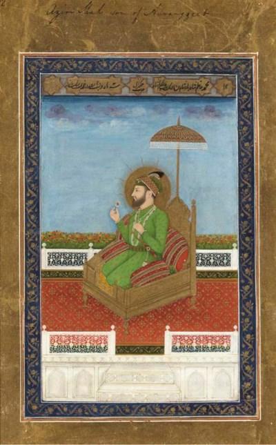 A Portrait of Azam Shah, Third