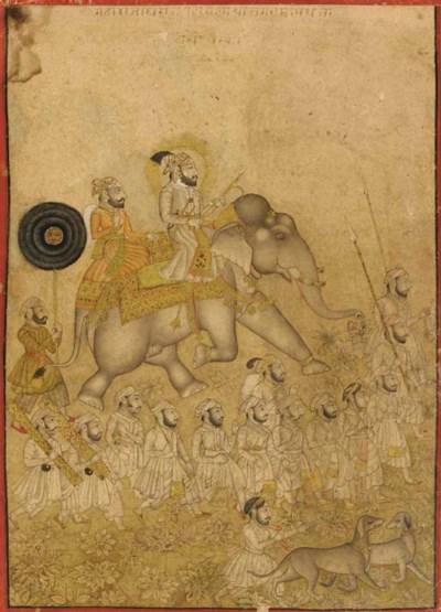 Maharana Sangram Singh II (169