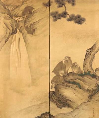 Mori Shunkei (act. 1800-20)