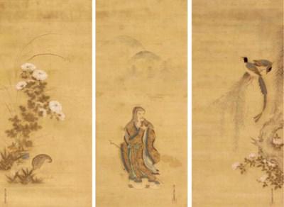 Tosa Mitsuoki (1617-1691)