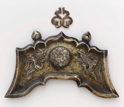 A Gilt-Bronze Buddhist Ritual