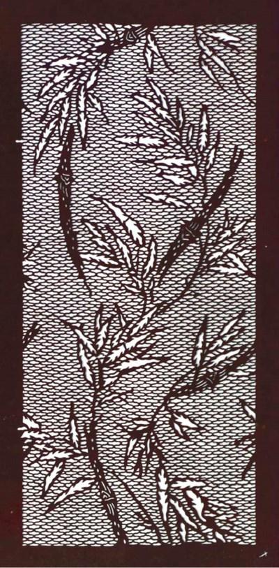 Paper Stencils (Katagami) Meij